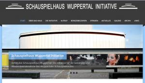 Bürger/innen, rettet das Wuppertaler Schauspielhaus!