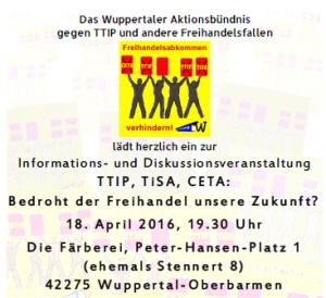 Wem nützen TTIP & Co?