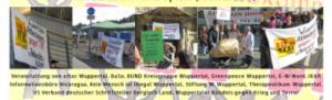 Das Aktionsbündnis - ein breites Wuppertaler Bündnis!